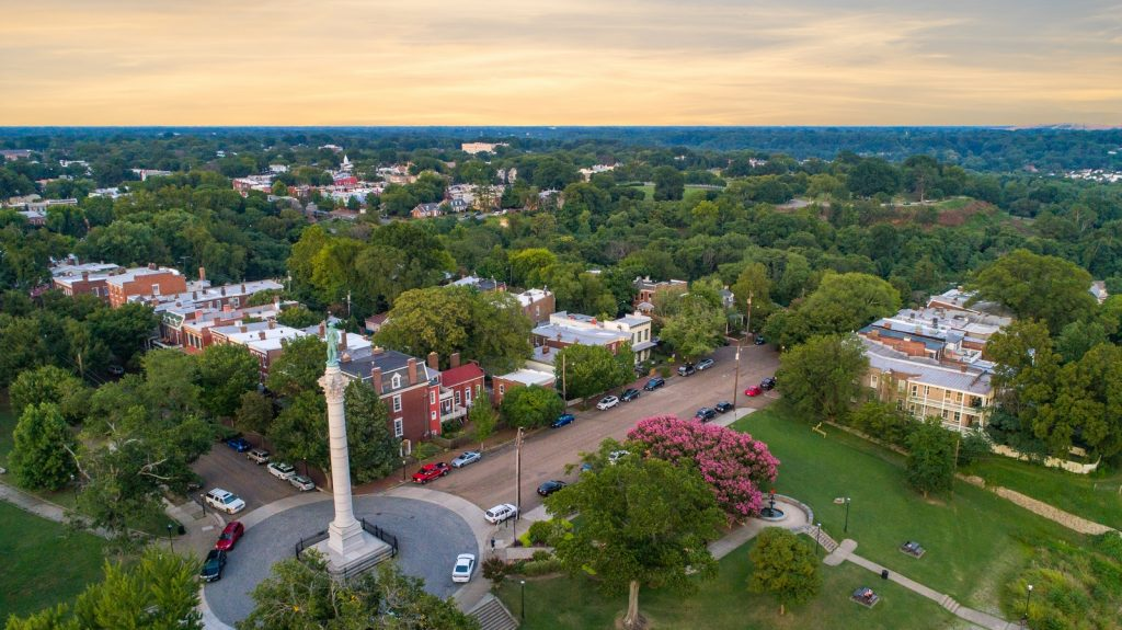 Living in Church Hill, Richmond